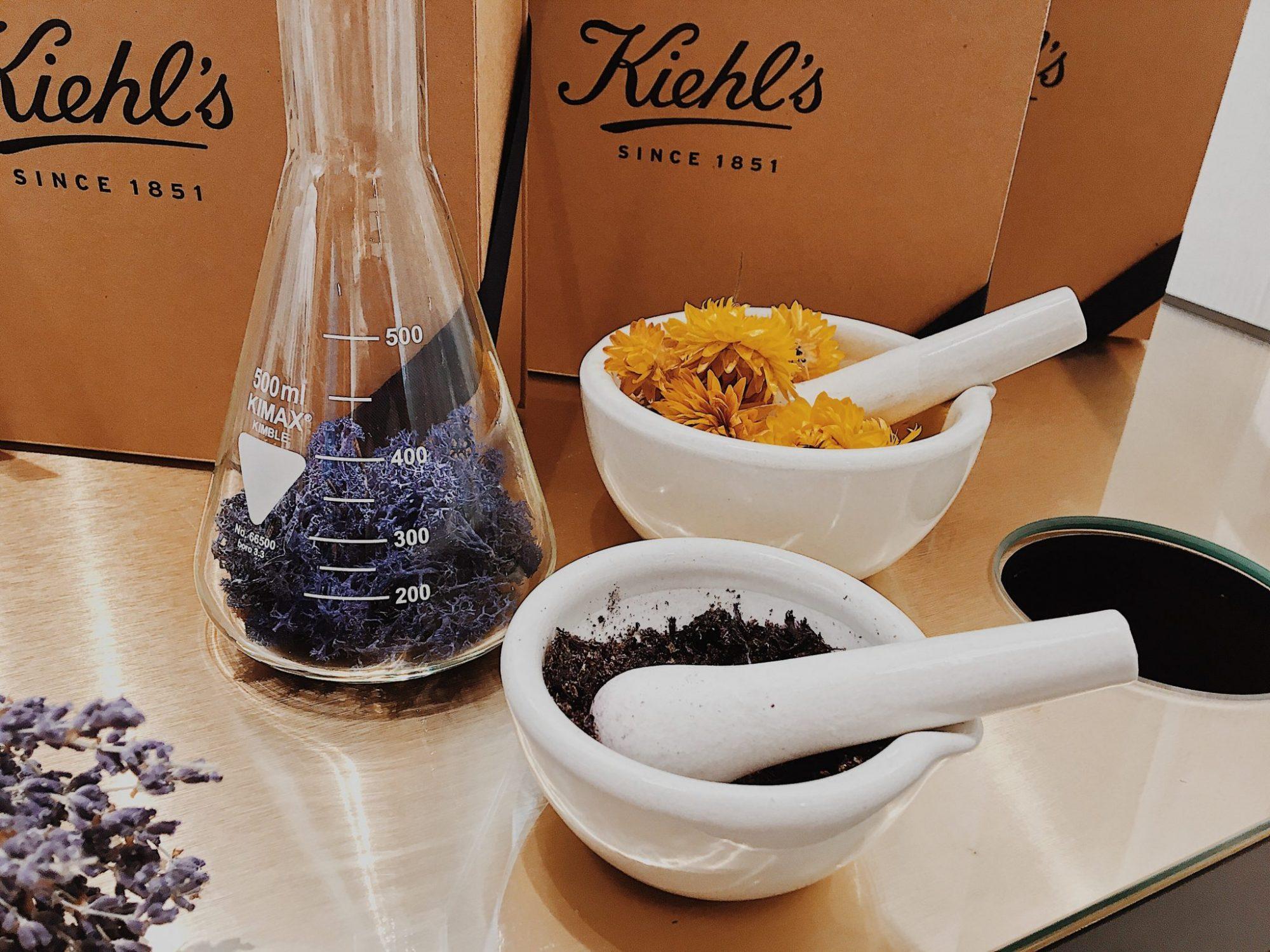 Kiehl's Blogging Event | Lavender | Flowers